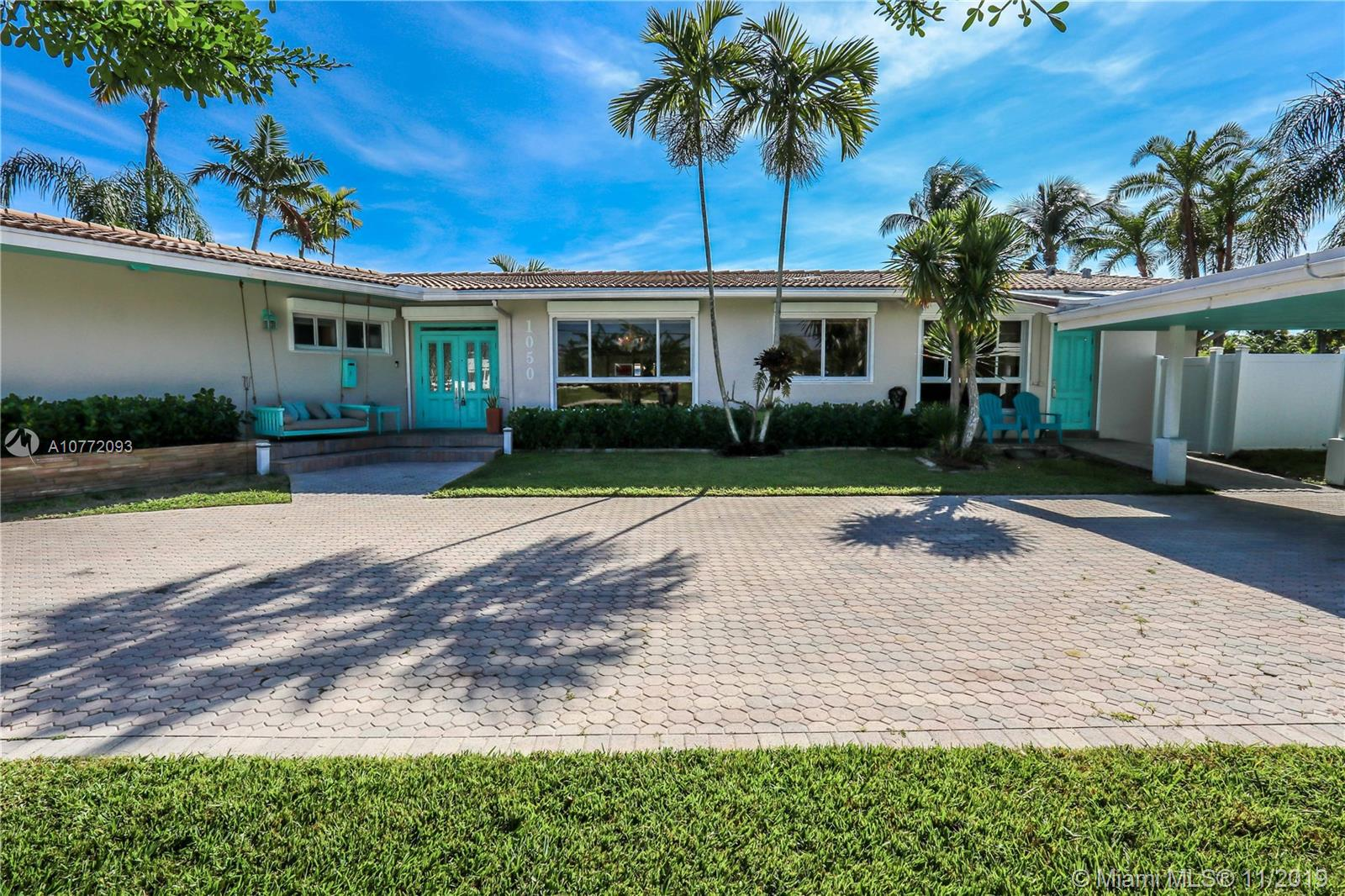 1050 S Southlake Dr, Hollywood, FL 33019 | $1,499,000 ...